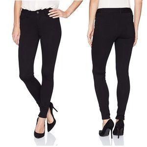 PAIGE Hoxton Ankle Ponte Pants Black Size 26